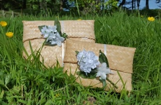 Caskets and Urns Gallery Scatter Pouches